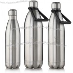 Stainless Steel Insulation Water Bottle With Plastic Handle