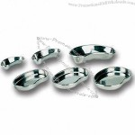 Stainless Steel Kidney Dish/Shaped Plate