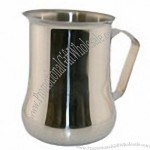 Stainless Steel Milk Belly Jug/Frothing Pitcher