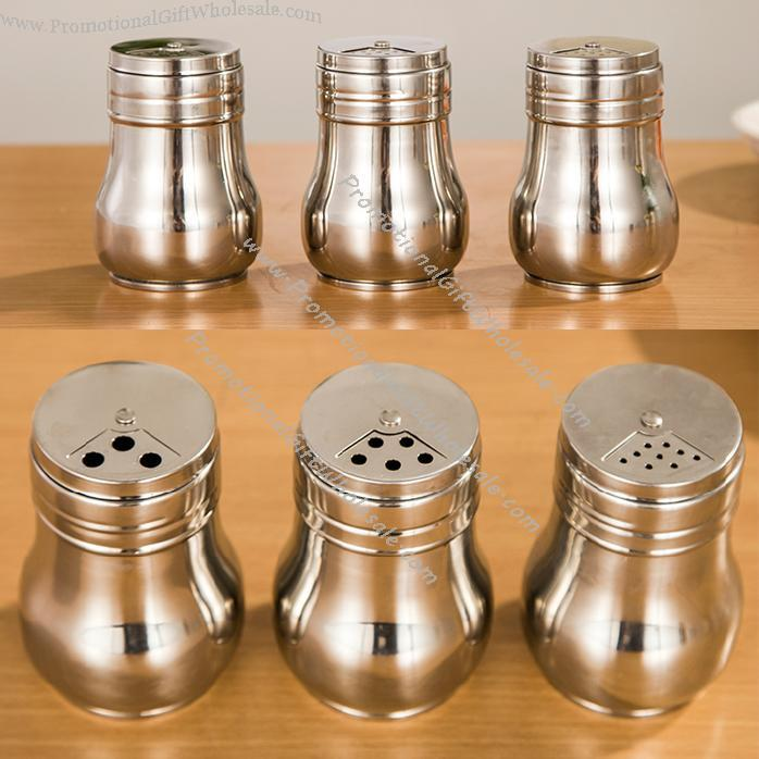 Stainless Steel Seasoning Cans Toothpick Holder