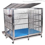 Stainless Steel Tube Pet Cage