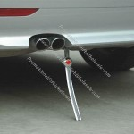 Static Electricity Tube With Light for Car