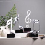 Stave Musical Crafts Decoration