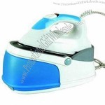 Steam Generator Iron with 2.0L Removable Tank/Pilot Light/Filter/Anti-Calc Function/Thermostat