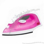 Steam Iron with 140mL Water Tank