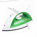 Steam Iron with Non-stick or Stainless Steel Soleplate