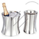 Stianless Champagne Wine Cooler