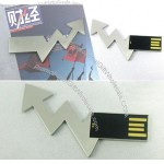 Stock Market Arrow Up USB Flash Drive