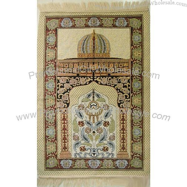 Umrah Banner: Custom Stock Muslim Prayer Mat #490561717