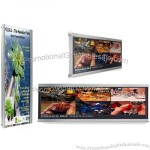 Straight Display, Wall-Mounted Frame for Prints