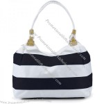 Stripe Beach Bags