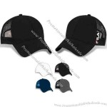 Structured, Bedford cord and trucker mesh cap with Tech-Dry sweatband