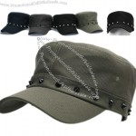 STUD Cadets, Unisex Cotton Caps