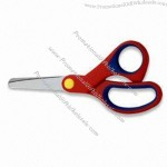 Student Scissors with Soft Grip Handle