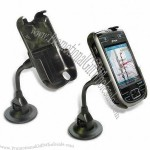 Stylish Car Holder with Adjustable Angle for PDA Phones