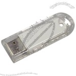 Stylish Transparent USB Flash Drive