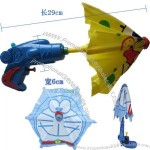 Summer Novelty Children Cool Short Water Gun Umbrella