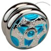Super Metal Yoyo Plating Body with Plastic Cover Promotional Toys