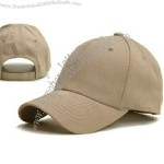 Super Promotional Series 6-panel Brushed Cotton Twill Constructed Cap