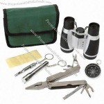 Survival Kit for Camping and Outdoor