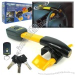 SWAT LOCK-R Vehicle Theft Steering Wheel Lock Alarm