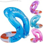 Swim Practice Inflatable Ring