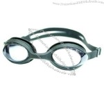 Swimming Goggles are used to protect eyes while swimming.