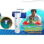 Swimming Pool Alarm Blue