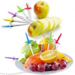 Sword Shaped Fruit Skewer