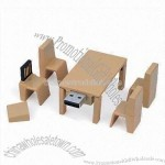Table and Chair USB Flash Drives