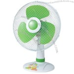 Table Fan with Different Color