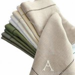 Table Linen With Fine Embroidery