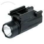 Tactical Quick Release Compact Glcok Pistol Flashlight