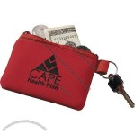 Taft Zip Pouch with Key Holder