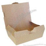 "Take Out Box 7 3/4"" x 5 1/2"" x 3 1/2"""