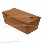 Take-out Box 7.75 x 3.5 x 3.0