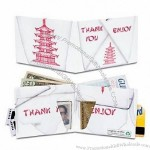 Take-Out Tyvek Mighty Wallet