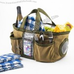 Tech Tote Bag With Built-In Bluetooth Speaker