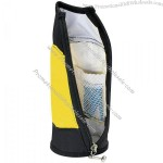 """Tee Off Club House Chiller Bottle Wrap W/2-3/4"""" Tees"""