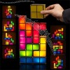 Tetris Light - Tetris Stackable LED Desk Lamp