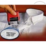"""The Clothing Marker For Stamping On Fabric - 9/16"""" X 1 1/2"""""""