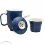 The Tea Spot Steeping Mug