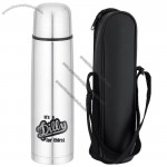 Thermal Bottle - 33 Oz. Double Wall Insulation Stainless Steel Construction