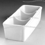 Three Compartment Sugar Packet Holders