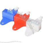 Three LED Lamp Silicone Bicycle Safety Light