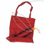 Three-Section Umbrella with Fabric Shopping Bag
