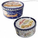 Tin Biscuit Boxes 190 x 90mm