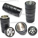 Tires Design Stainless Steel Cup