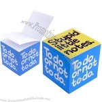 To Do or Not To Do - Sticky Note Block