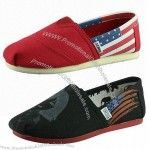 Toms Ladies' Slip-on Canvas Shoe with Classic Design